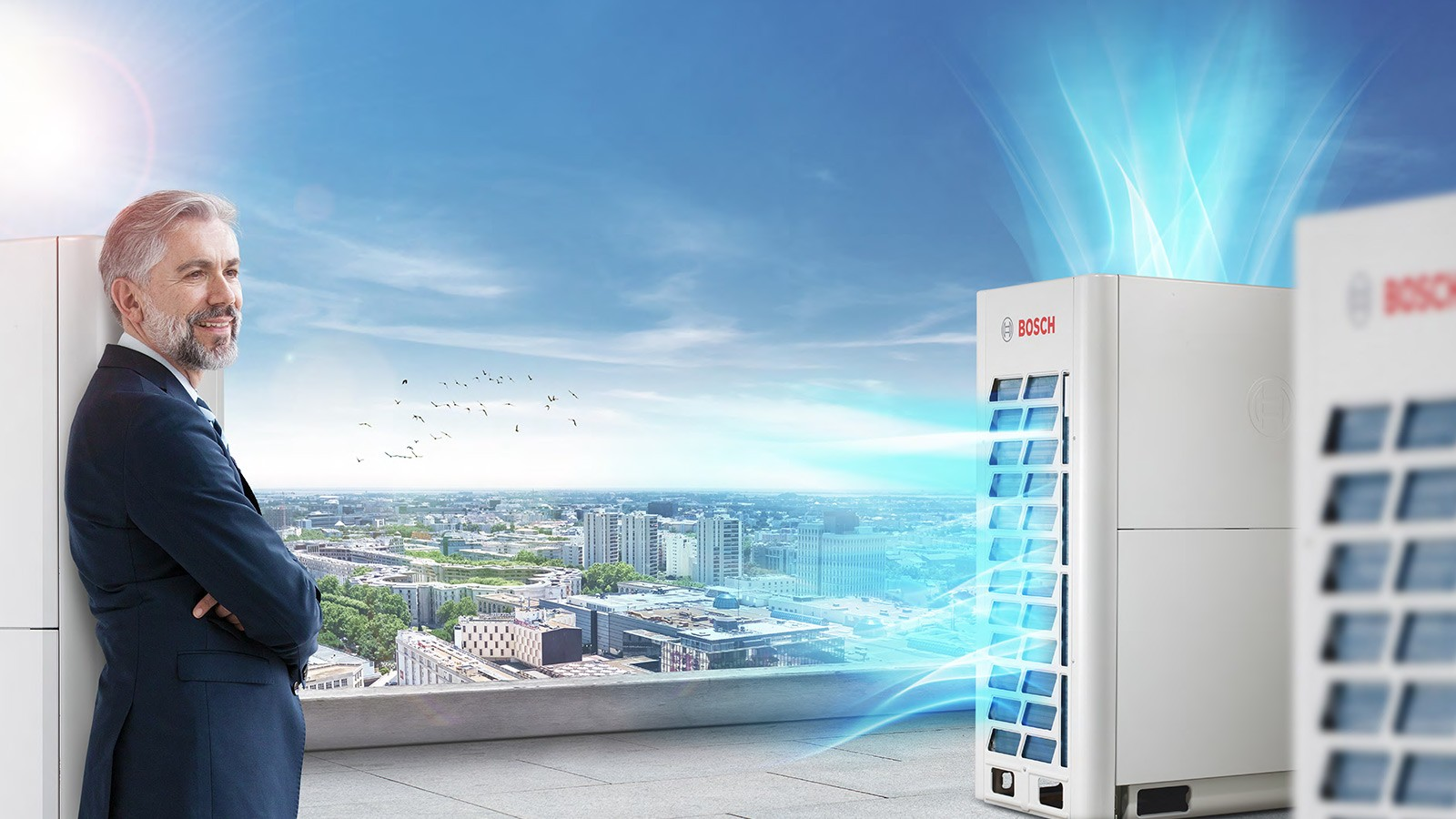 Bosch launches new Air Flux series