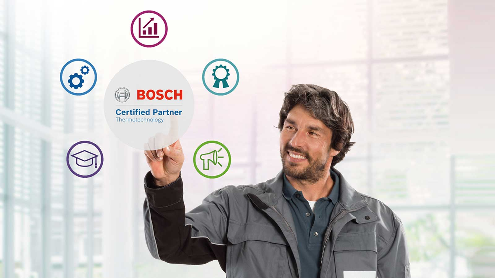 Bosch Clima Partner Program