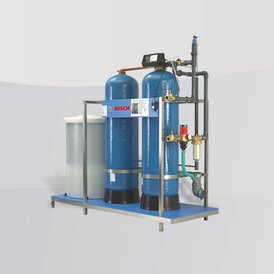 Components for steam boilers