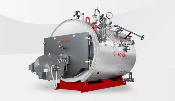 Universal Steam Boiler U-ND, U-HD